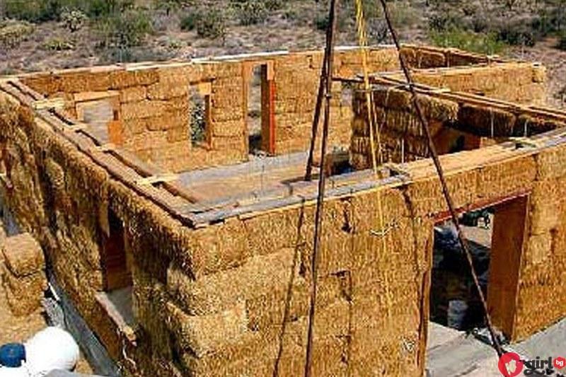 Къща от бали