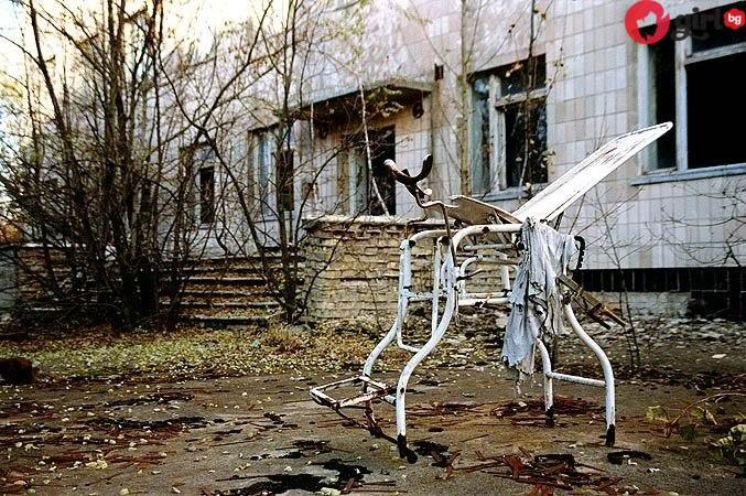Трагедията Чернобил
