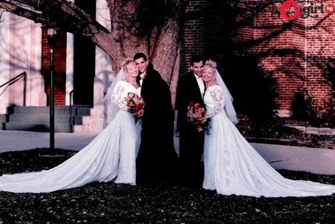Братя близнаци се ожениха за сестри близначки, но само вижте как изглеждат вече порасналите им деца!