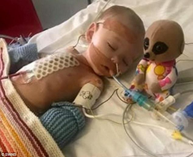 Бебе с грешно поставена диагноза