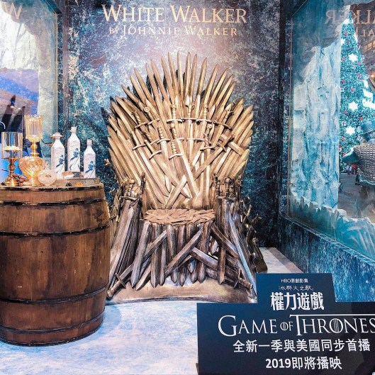 #JOHNNIE WALKER X HBO