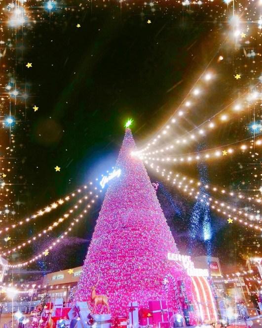 華泰名品城/聖誕美景再一發!不出國也能沉浸在白雪裡,徜徉充滿歐洲風情的聖誕市集!