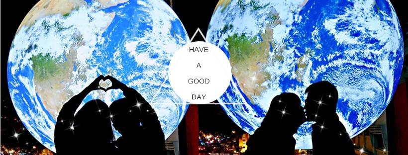 絕美地球盡收眼底!外太空視角新竹就看的到~特大號地球簡直超好拍!