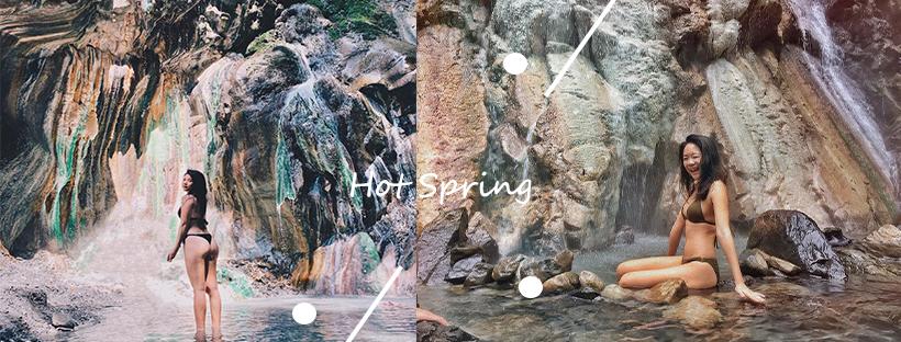 跋山涉水到達的台灣美景,尋找祕境中的野溪溫泉,台灣的戶外湯屋,還有超美翡翠岩壁!