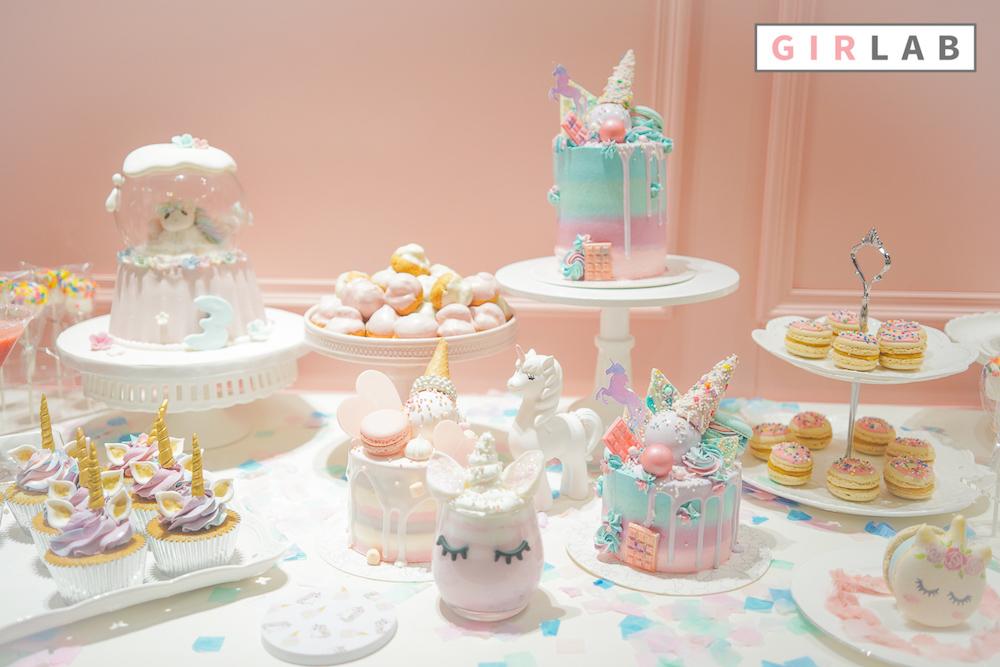 令少女心爆發的夢幻甜品!Vive Cake Boutique將蛋糕甜點化作仙境   Girlab