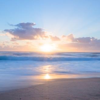 Pastel Sunrise