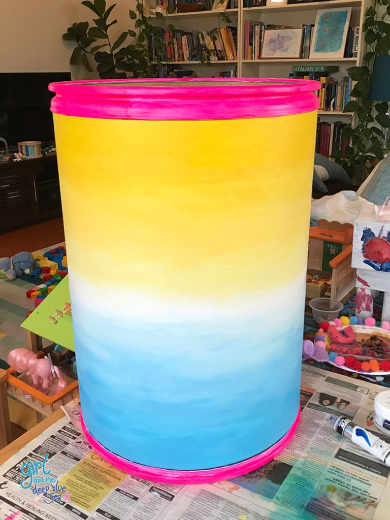 Rescue-A-Barrel project for Reverse Garbage