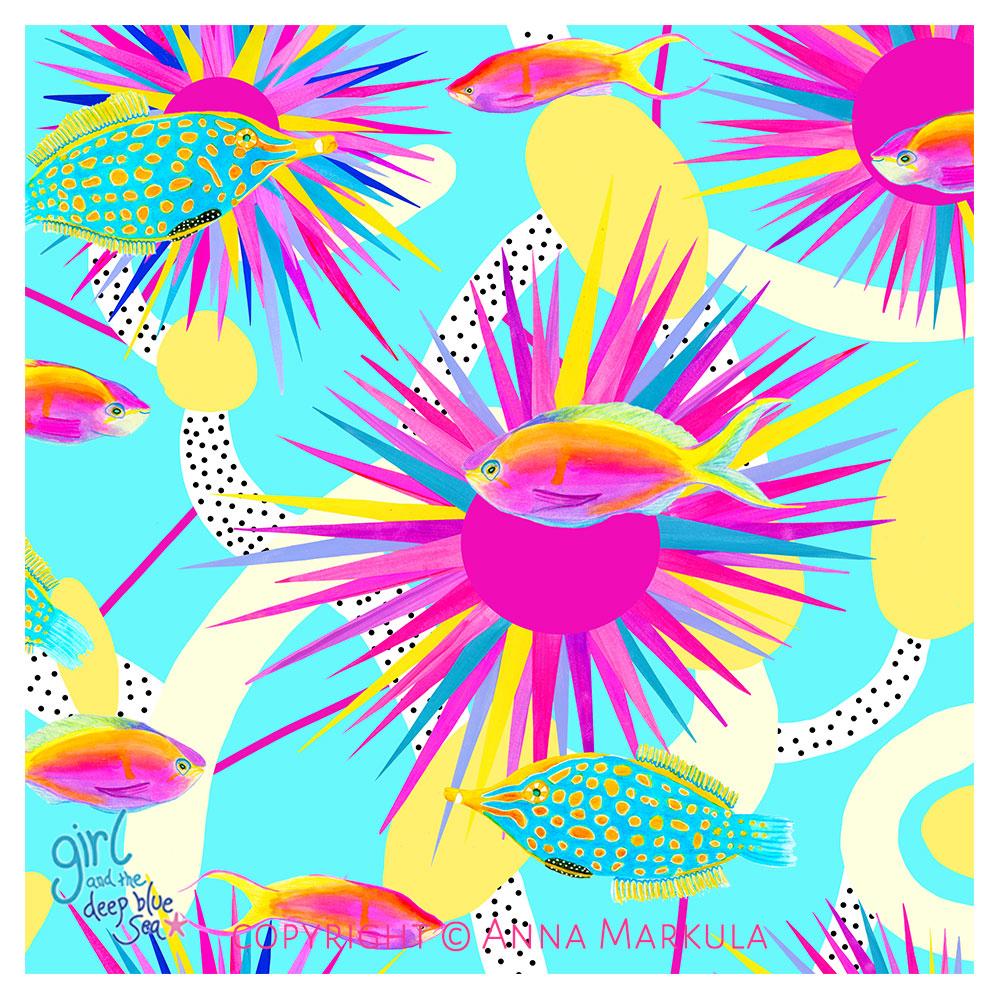 new pattern design fun bright pattern Australia