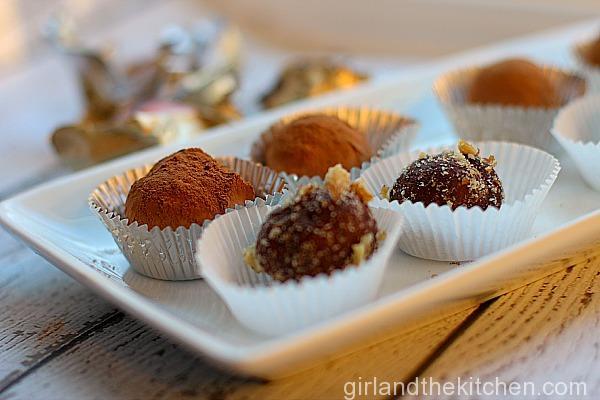 Home made Nutella Truffles-003
