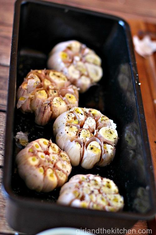 Roasted Garlic-001
