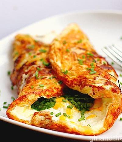 How to Make the Perfect Omelette. girlandthekitchen.com