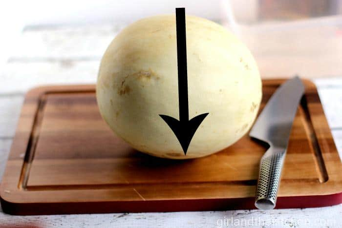 How to Cut a Watermelon or ANY Melon