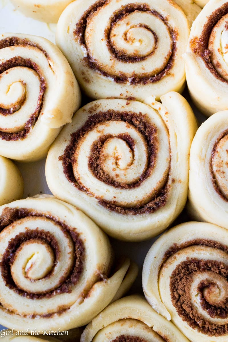 Learn the secret behind the famous Cinnabon roll recipe and how easily it goes from the mixing bowl to the breakfast table.