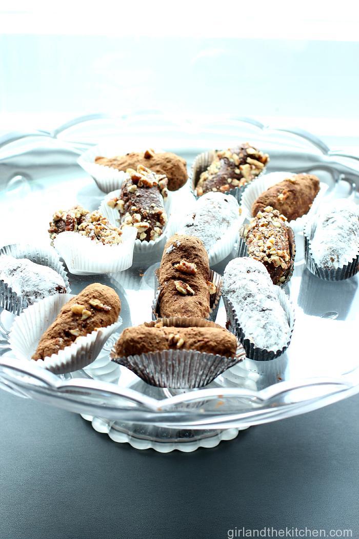 "Russian Chocolate NO BAKE Cookies ""Perozhina Kartoshka"" ...Картошка"