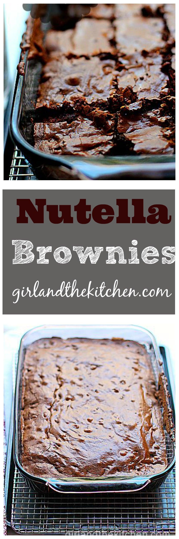 Nutella-Brownies-collage
