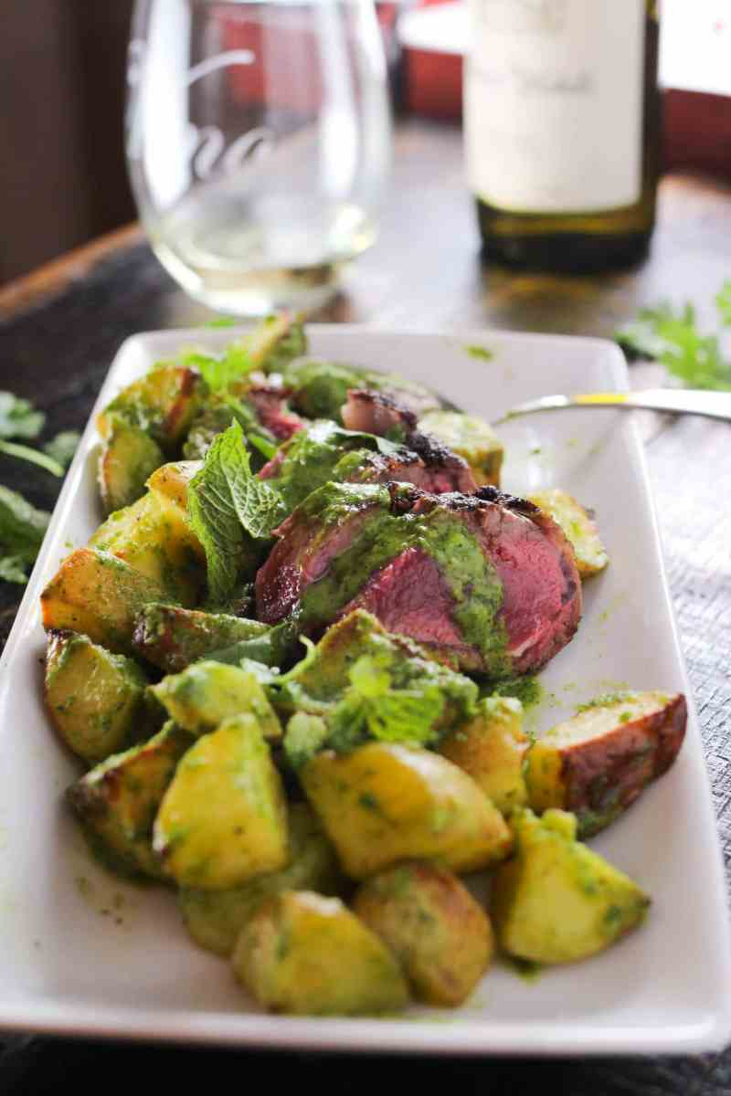 A simple and elegant one pan roasted lamb and potato recipe cooked to perfection and drizzled with an herb infused chimichurri.A simple and elegant one pan roasted lamb and potato recipe cooked to perfection and drizzled with an herb infused chimichurri.A simple and elegant one pan roasted lamb and potato recipe cooked to perfection and drizzled with an herb infused chimichurri.A simple and elegant one pan roasted lamb and potato recipe cooked to perfection and drizzled with an herb infused chimichurri.