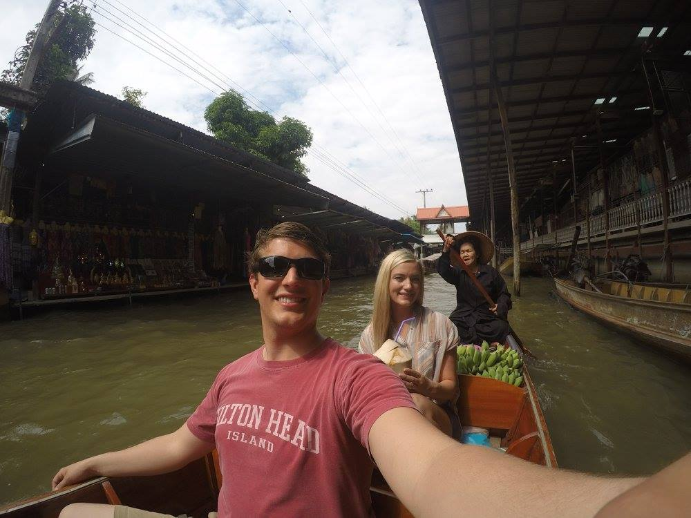 How to have the best honeymoon in Thailand.
