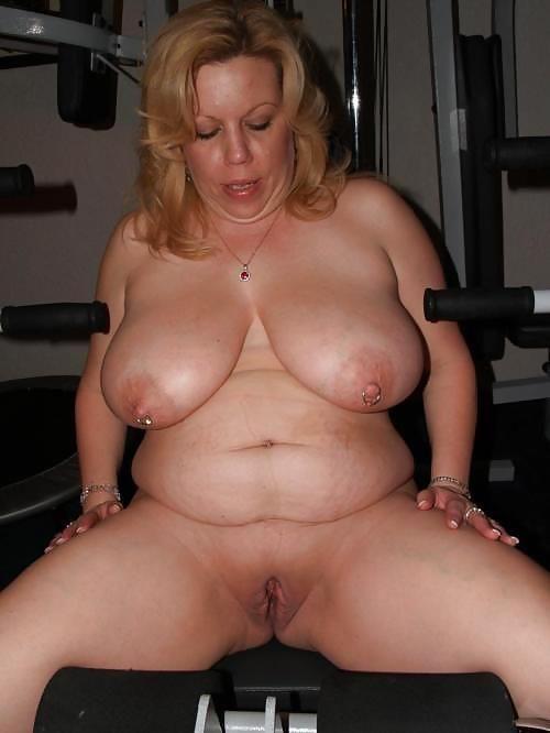 Huge Tits Bbw Rides Dildo