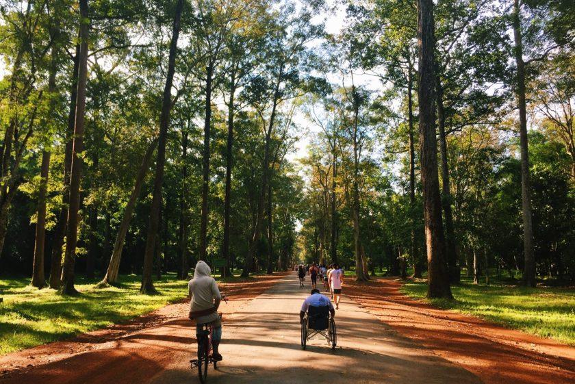 Angkor Wat Half Marathon