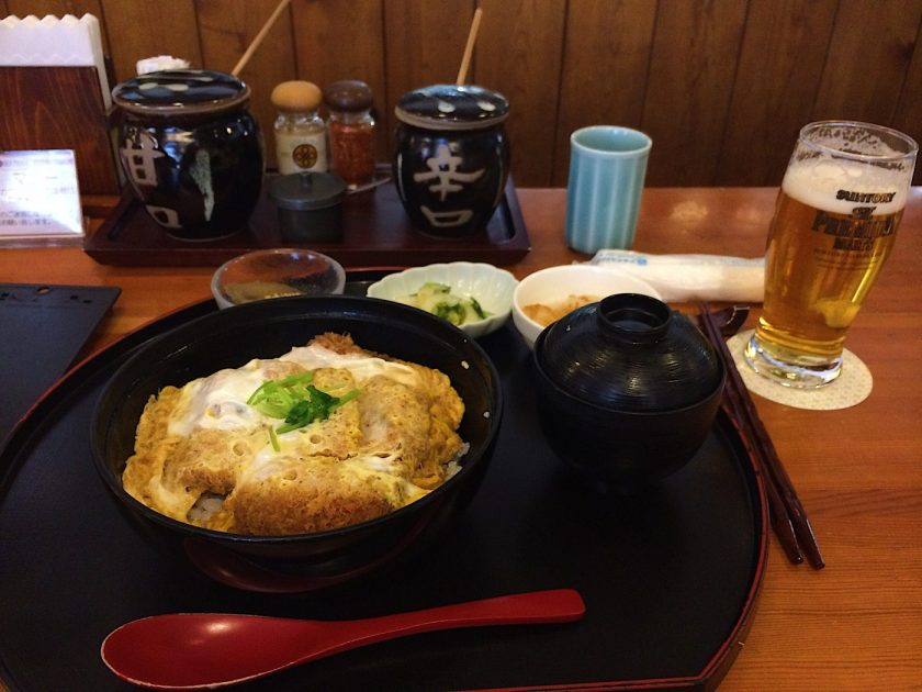 Maisen Tonkatsu at Omotesando