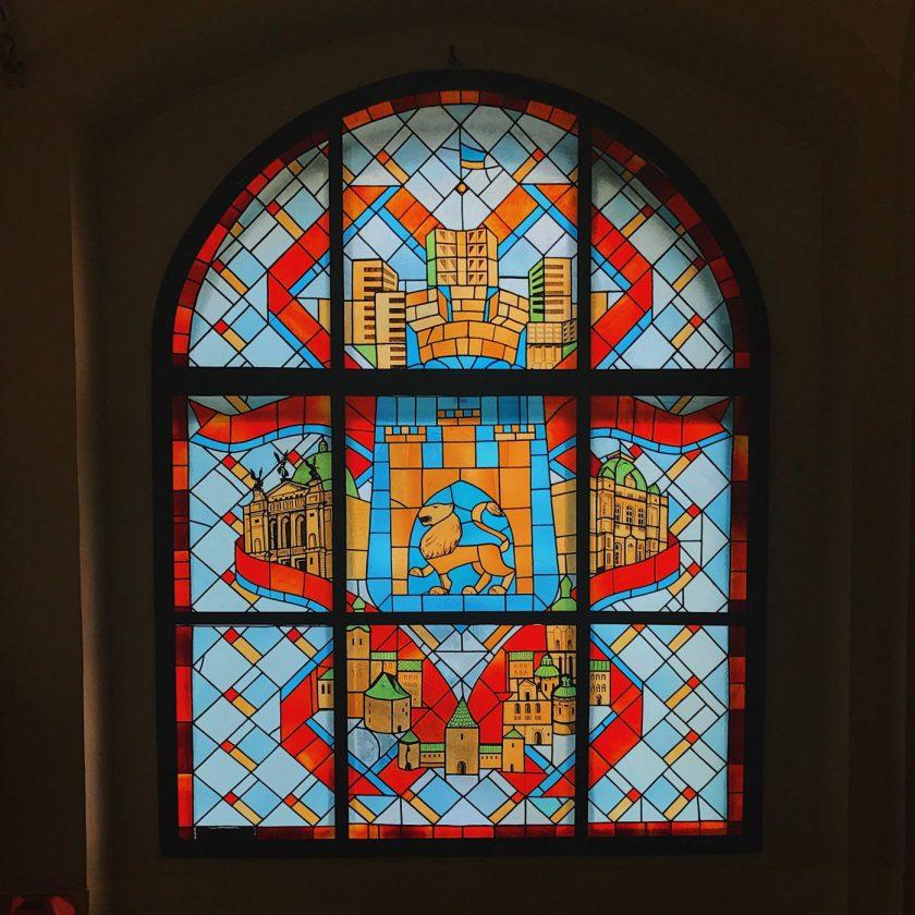 Lviv City Emblem