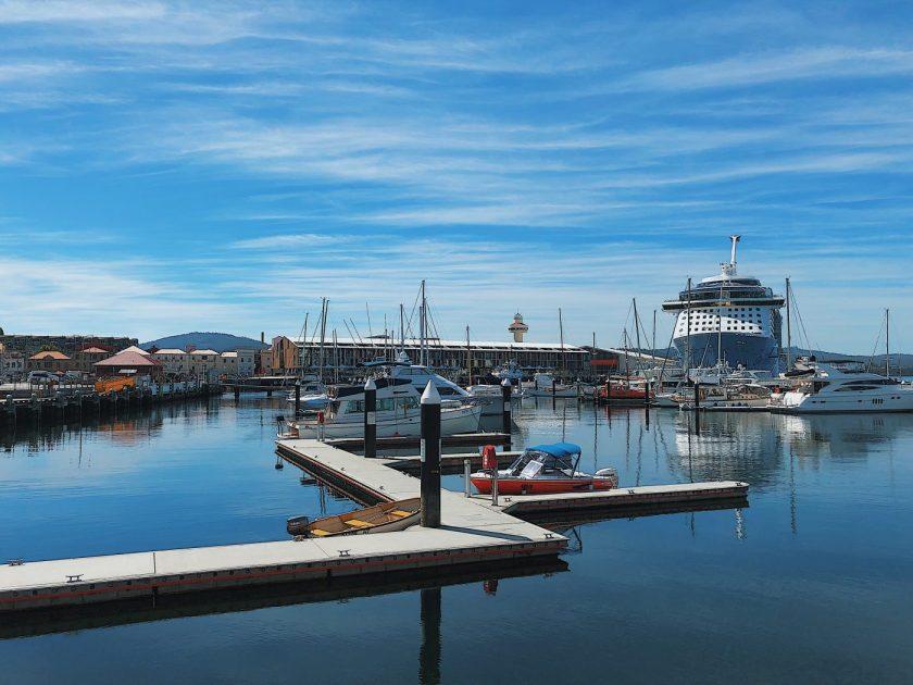 Hobart Dock