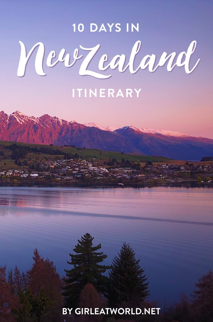 10 Days in New Zealand Itinerary