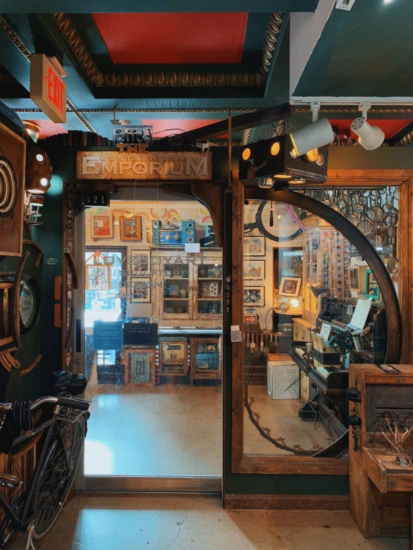 The last bookstore in DTLA