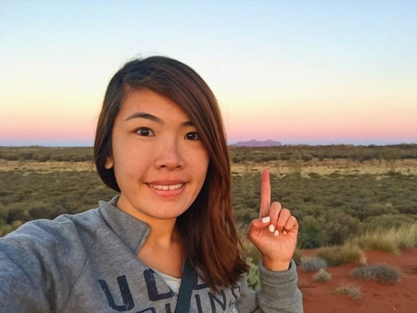 Kata Tjuta Uluru Sunrise Camel Tour