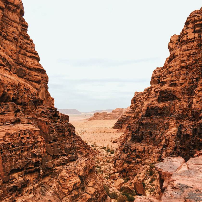 Wadi Rum, Valley of the Moon