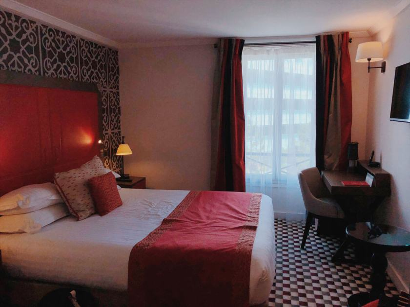 Phileas Hotel in Paris