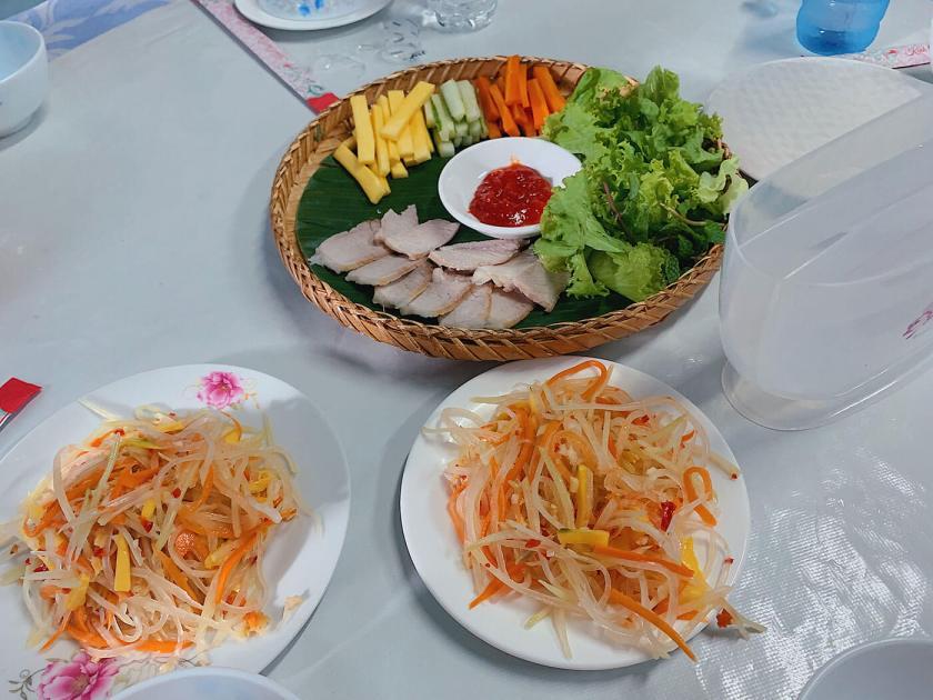 Goi Cuon - Hoi An Food
