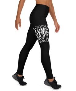 I am light leggings right Size image