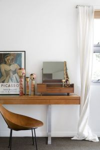 Dressing Tables: Mid-Century Modern Vanity | Girlfriend is ...