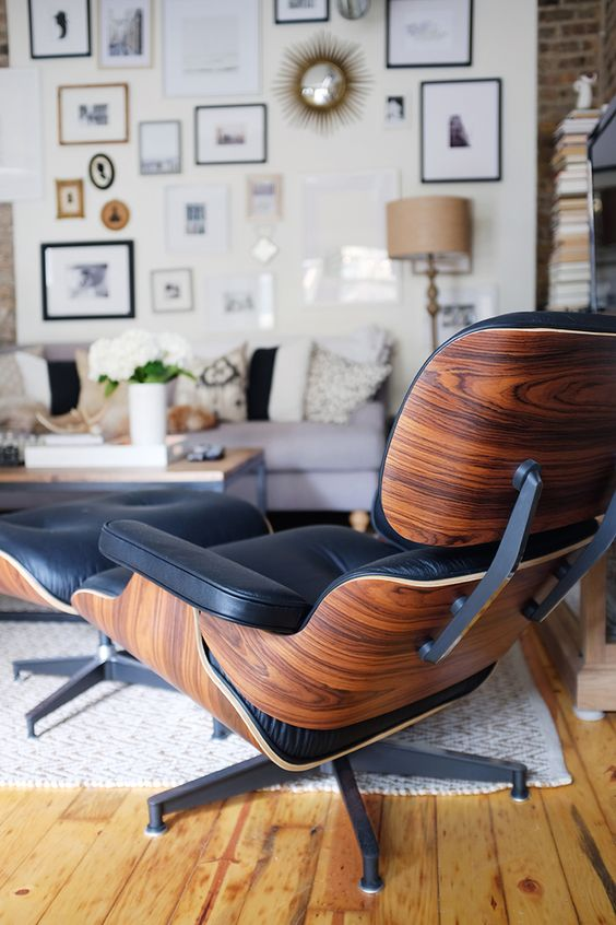 Eames Lounge Chair MidCentury Modern MustHave