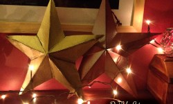 How To Make 3D Stars Out Of Cereal Box | DIY Barn Stars