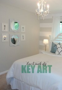 7 Chic DIY Wall Art Ideas  Girlfriends Are Like Shoes