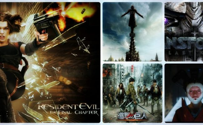 Upcoming Live Action Movies Based On Anime Or Games 01