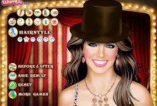 Britney Spears DressUp Game
