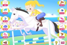 Horse Riding Dress Up