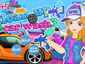Clean Up Car Wash 3