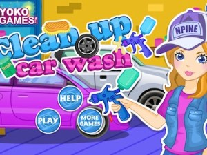 Clean Up Car Wash
