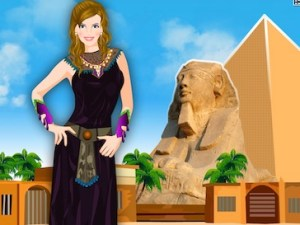 Egypt Queen Dress Up