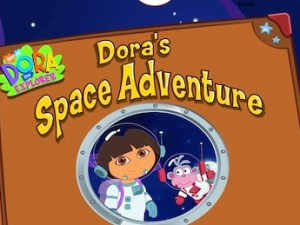 Dora's Space Adventure