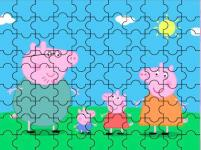 Peppe Pig Puzzle