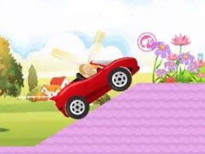 barbie-car