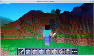 My Christmas Python Project 2 – How to learn Python using Minecraft Pi
