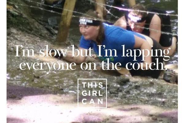 Spartan Sprint – 5k mud run