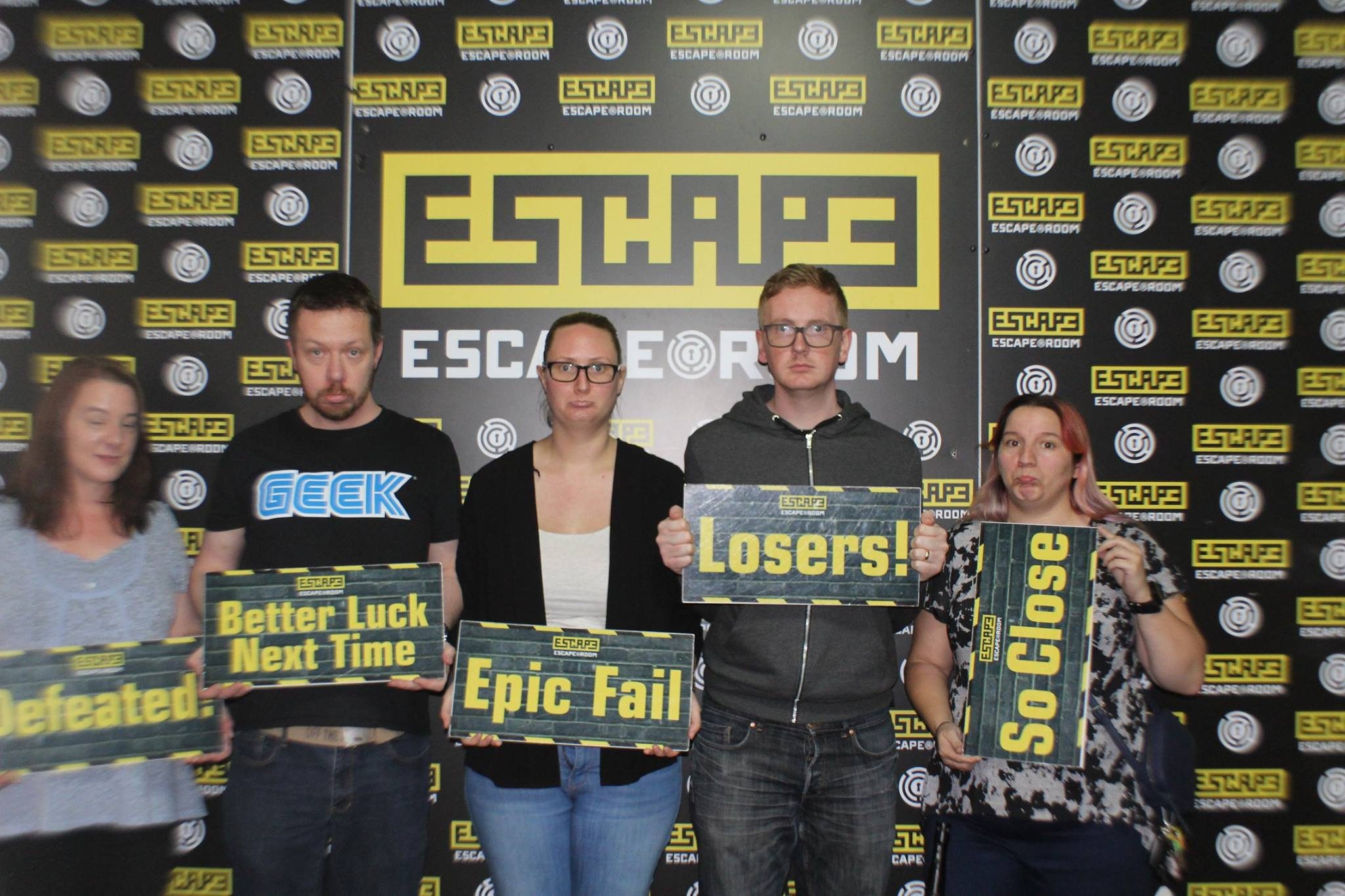 Escape Room, Preston – Spy Mission