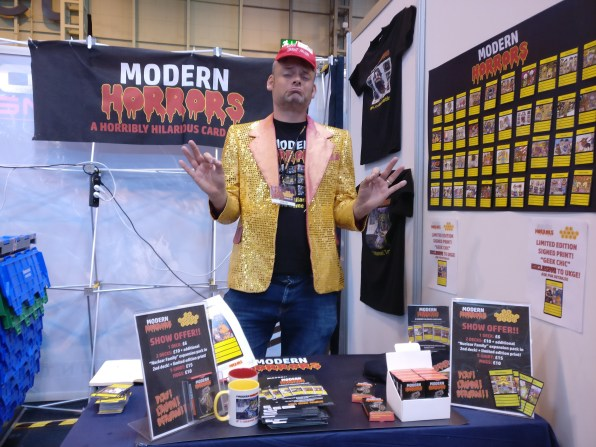 Modern Horrors Nick Swift UK Games Expo 2017